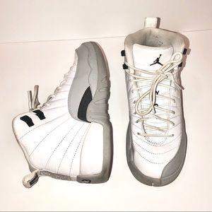 Jordan Retro XII 12 Barons 6.5Y Women's Size 8.5